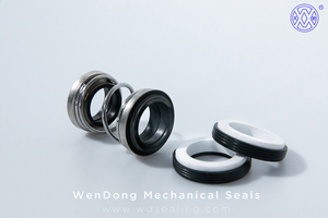 Double Cartridge Mechanical Seal WM208