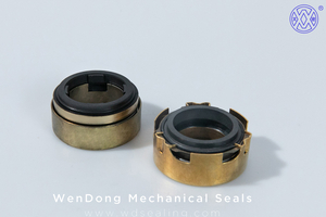 Mechanical Shaft Seals for Pumps WM T